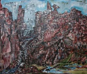Red Boulder Canyon